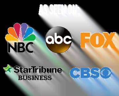 NBC, abc, FOX, CBS