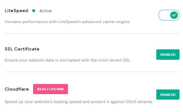 Hostinger - SSL and Cloudflare
